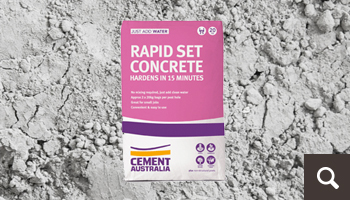 Rapid Set Cement